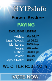 hyipsinfo.com - hyip funds broker